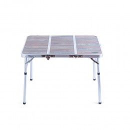 طاولة ألمنيوم قابلة للطي
