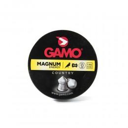 علبة رصاص ماجنوم للبنادق من شركة ( غامو ) الاسبانية
