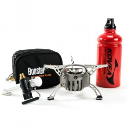 Kovea BoosterPlus Burner with Gas